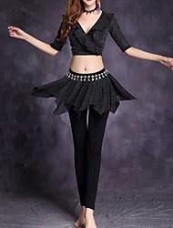 cheap -Belly Dance Top Ruffles Women's Performance Polyester
