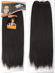 cheap -Straight Wavy Hair Care Costume Accessories Hair Weft with Closure Natural Synthetic Hair Braids Braiding Hair 1 Piece