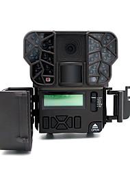 Недорогие -pddhkk 2.0 tft наружная инфракрасная охотничья камера с 5-мегапиксельным цветным сенсором 10-мегапиксельная камера 720p время срабатывания видео 0.7s ip66 водонепроницаемый