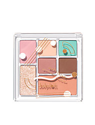 cheap -7 Colors 1 pcs Dry Brightening / Girlfriend Gift / Convenient Blush / Highlighter / EyeShadow China Contemporary / Fashion Easy to Carry / Women / Best Quality Date / Professioanl Use / Outdoor Others