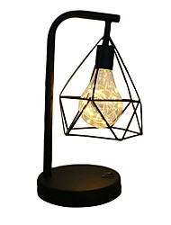 cheap -Modern Contemporary Decorative Table Lamp For Bedroom 220V Black