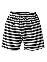 cheap -Kids Toddler Boys' Basic Striped Shorts Black