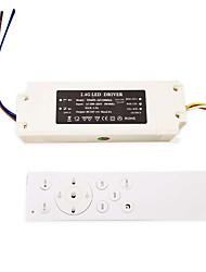 cheap -White Plastic & Metal 1pc 60 W
