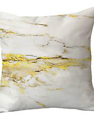 Недорогие -1 шт полиэстер наволочка простой современный новый китайский стиль диван светлый цвет золотой текстуры наволочка свет роскошный стиль макета наволочка без ядра