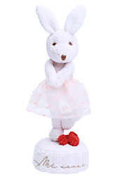 cheap -Music Box Rabbit Cute Singing Lovely Plastic Shell 1 pcs Child's All Toy Gift