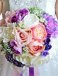 Недорогие -Свадебные цветы Искусственные цветы Свадебные прием Искусственные цветы В трубе
