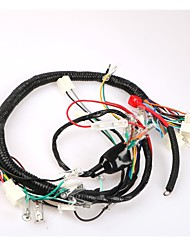 cheap -Complete Wire Loom Harness Assembly For 200cc Honda Motorcycle Engine CG200 Wiring