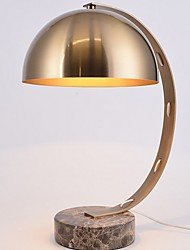 cheap -Modern Contemporary Decorative Reading Light For Bedroom 220V Gold