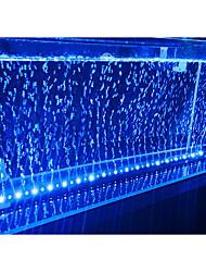 Недорогие -Аквариум Свет LED подсветка 1шт Свет аквариума Белый Энергосберегающие Металл 220 V