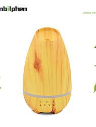 cheap -Explosion wood grain / 500ML aroma diffuser diffuser / aroma lamp humidifier YM-02