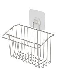 Недорогие -подставка для подвешивания кухонной тряпки, держатели для корзин, подвесные корзины, стеллаж для хранения сильной вязкости, кухонная корзина, корзина для хранения без сверления, нержавеющая