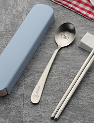 cheap -1-Piece Spoon Cool Casual Metal