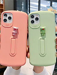 cheap -Soft Silica Gel Case for iPhone X Fashion Cool Cover Skin Teens Boys Girls Cases for iPhone 6 / iPhone 7/ iPhone 11 pro / Shockproof / Dustproof with Stand