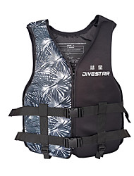cheap -Life Jacket Swimming Neoprene Swimming Water Sports Rafting Life Jacket for Adults