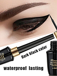 cheap -Eyeliner Waterproof / Matte / Women Makeup 1 pcs Wet / Matte Lady / Eye / Daily Matte / High Quality Party / Daily / Casual Daily Makeup / Halloween Makeup / Party Makeup Portable Long Lasting Quick