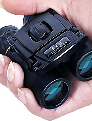 cheap -8 X 21 mm Binoculars Porro Waterproof Portable Night Vision in Low Light Fully Multi-coated BAK4 Camping / Hiking Hunting and Fishing Traveling Night Vision / Bird watching