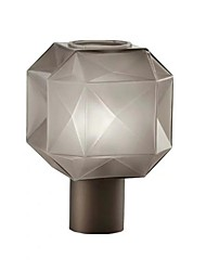 cheap -Modern Contemporary Decorative Table Lamp For Bedroom 220V Grey