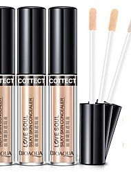 cheap -Single Colored 1 pcs Wet Moisture / Long Lasting / Uneven Skin Tone Foundation / Concealer / Liquid # Portable / Sweet Easy to Carry / Easy to Use / lasting Daily Wear / Date / Vacation Stick Makeup