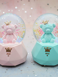 cheap -Music Box Cute Singing Lovely Plastic Shell 1 pcs Child's All Toy Gift