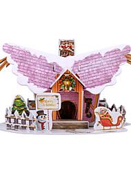 abordables -Blocs de Construction 22 pcs Maison compatible Legoing Simulation Tous Jouet Cadeau / Enfant