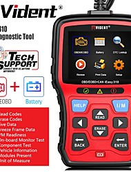 cheap -Vident iEasy310 OBD2 Scanner OBDII Code Reader and Car Diagnostic Tool OBD2 Automotive Scanner