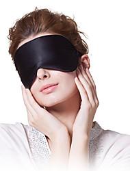 cheap -Travel Eye Mask / Sleep Mask Sleep mask Improving Sleep Travel Rest 1 pc Traveling Unisex Faux Silk