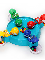 cheap -1 pcs Battle Game Table Arcade Game Desk Games Plastic Ball Family Interaction 4 players Kid's Adults' Toys Gifts