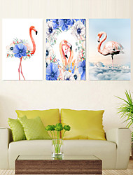 cheap -5 Pieces Printing Decorative Painting  Oil Painting  Home Decorative Wall Art Picture Paint on Canvas Prints 40x60cmx3 Animals Nature