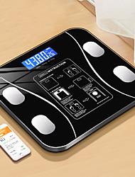 Недорогие -шкала жира тела умный беспроволочный цифровой анализатор состава веса шкалы ванной комнаты с bluetooth app smartphone