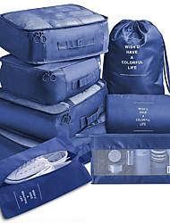 Недорогие -Комплект ткани для хранения оксфорд мешки прямоугольник дома бытовой организации хранения