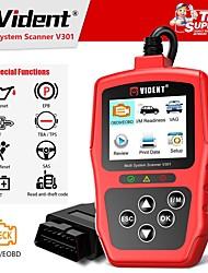 Недорогие -Vident V301 автомобильный диагностический сканер OBD2 диагностический инструмент для VW Audi Skoda сиденья OBD2 автомобильный сканер OBD Code Reader