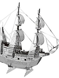 cheap -3D Metal Destroyer Model Ship Exquisite Hand-made Decompression Toys Stainless steel 192 pcs Adults Children's All Toy Gift