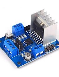 cheap -L298N Motor Driver Controller Board Module DC Stepper Motors 2 PORTS
