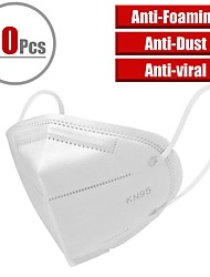 cheap -20 pcs N95 NIOSH CE FFP2 DTC3X Mask Respirator Protection CE FDA Certification Antifog Antimicrobial Dust Proof White / Filtration Efficiency (PFE) of >95% + Free Shipping for 2 boxes