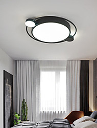 cheap -Bedroom Lamp Ceiling Lamp North Europe Fixed Room Lighting Simple And Generous Intelligent Remote Control Lamps 30 w.