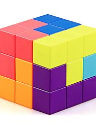 cheap -Speed Cube Set 1 pcs Magic Cube IQ Cube YongJun Sudoku Cube 3*3*3 Magic Cube Puzzle Cube Gift Speed Adorable Adults' Toy Gift