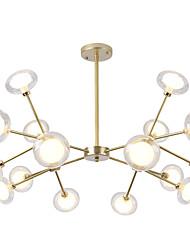 cheap -EMPEROR LANG 105 cm Sputnik Design / Cluster Design Chandelier Metal Glass Painted Finishes Modern / Nordic Style 110-120V / 220-240V