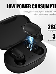 cheap -OEM A6S TWS True Wireless Earbuds Wireless Bluetooth 5.0 Stereo with Charging Box for Travel Entertainment