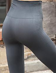 cheap -Women's Sporty Basic Skinny Jogger Sweatpants Pants - Solid Colored Classic Sporty Wine Black Purple M / L