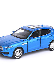 cheap -1:32 Toy Car Music Vehicles Car Race Car SUV Glow Simulation Exquisite Zinc Alloy Rubber All Boys and Girls / Kid's