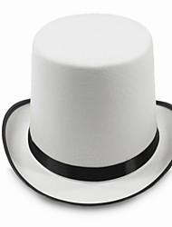 cheap -Plain Plaids Hats with Solid 1 Piece Carnival / Horse Race Headpiece
