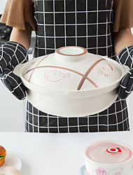 cheap -Heat Resistant Microwave Oven Glove Non-slip Cotton Insulated 1Pcs Baking Gloves Kitchen Tool Mitten 1-Piece