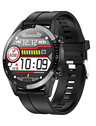 cheap -BoZhuo L13 Men Women Smartwatch Android iOS 1.3 IPS Full Touch Screen Fashionable IP68 Swimming Waterproof Pedometer Sleep Monitor Heart Rate Bluetooth Call Sports FitnessTracker Smart Watch
