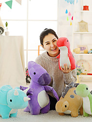 cheap -1 pcs Stuffed Animal Plush Doll Plush Toy Plush Toys Plush Dolls Stuffed Animal Plush Toy Dinosaur Cute Adorable Lovely Polyester / Cotton Blend 30cm Imaginative Play, Stocking, Great Birthday Gifts