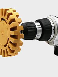 Недорогие -4-дюймовое резиновое колесо