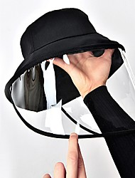 cheap -Anti-Dust Protective Face Shield bucket hats