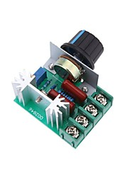 cheap -2000W AC50-220V SCR High-power Electronic Voltage Regulator Module