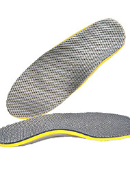 cheap -Cotton Shoe Inserts Running Insoles Sneaker Insoles Men's Women's Flat Feet Foot Sports Insoles Foot Supports Shock Absorption Arch Support Breathable for Running Jogging Spring, Fall, Winter, Summer