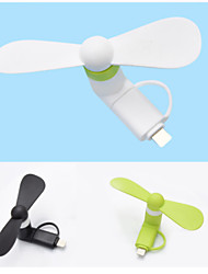 cheap -Portable 5V Mini USB Fans Cooler Hand Phone Cooling Fan For Samsung Xiaomi Android Smart Phone For Iphone 5 6 6S 7 Plus