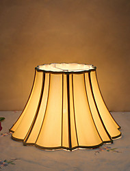 cheap -Lampshade Arc Ambient Lamps Artistic Modern Contemporary For Bedroom Study Room Office Yellow